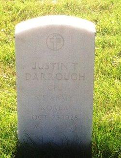 Corp Justin T. Darrough