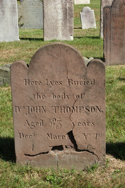 Deacon John Thompson