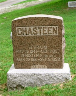 Christina <I>Eldridge</I> Chasteen