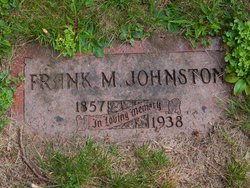 "Francis Marion ""Frank"" Johnston"