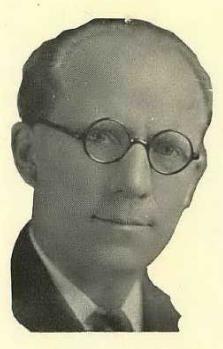 Rev Henry Carson Clausen