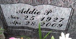 Addie Pearl <I>Moore</I> Marshall