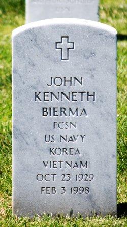 John Kenneth Bierma