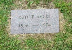 Ruth E. <I>Davidson</I> Amodt