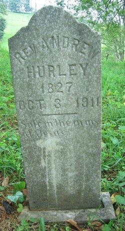 Rev Andrew Hurley