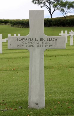 Corp Howard Lawrence Bigelow