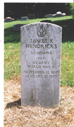 James K. Hendricks