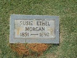 Susie Ethel Morgan