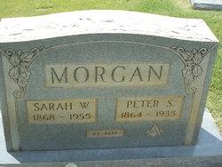 "Sarah Walker ""Sallie"" <I>Clay</I> Morgan"