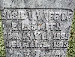 Susie U. Smith
