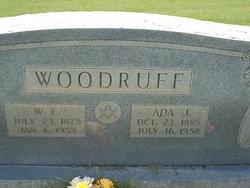 W. F. Woodruff