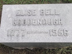 Elise Bell Goodenough