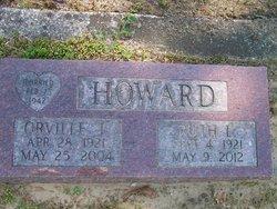 Orville J Howard