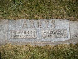 Margaret C. <I>Vorbowan</I> Aerts