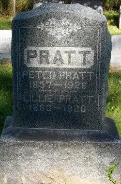 Peter Pratt, Jr