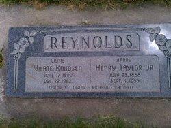 Henry Taylor Reynolds, Jr