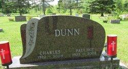 Pauline Ann <I>Thompson</I> Dunn