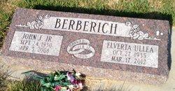Elverta Ullea <I>Williams</I> Berberich