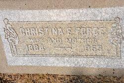 """Christina Eleveria """"Tina"""" <I>Decker</I> Force"""