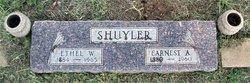Earnest Alvin Shuyler