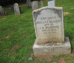 """Ardella F """"Aunt Della"""" <I>Musgrove</I> Wilkerson"""