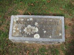 Nathan A Musgrove