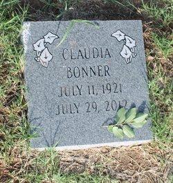Claudia Fae <I>Keller</I> Bonner