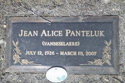Jean Alice <I>Vanbeselaere</I> Panteluk