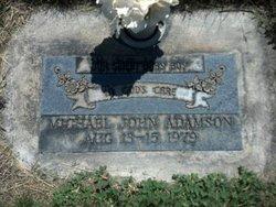 Michael John Adamson
