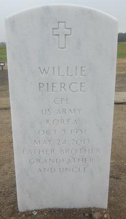 Willie Pierce