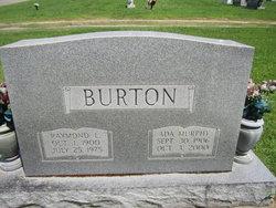 Sarah Ada <I>Murphy</I> Burton