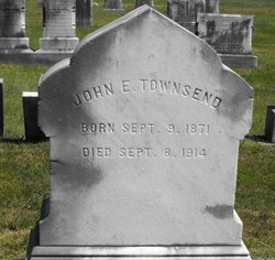 John E Townsend