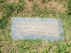 Madelon Veronica <I>Dyer</I> Pyburn