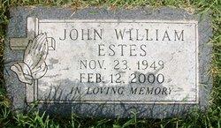 John W Estes