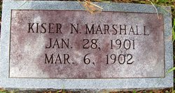 Kiser N. Marshall