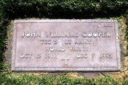 John Williams Cooper