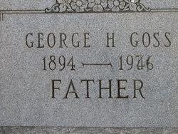 George Homer Goss