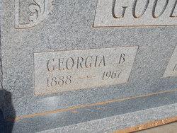 Georgia B. <I>Marshall</I> Goolsby