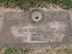 Josie Lee <I>Lakey</I> Boatright