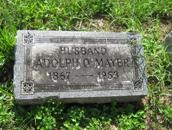 Adolph Otto Mayer