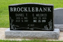 Eva Mildred <I>MacDougall</I> Brocklebank