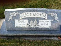 Grace Marie <I>Oakey</I> Richmond