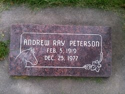 Andrew Ray Peterson