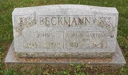 John Beckmann