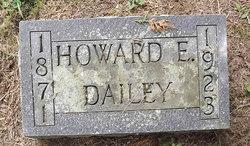 Howard E Dailey
