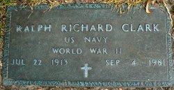 Ralph Richard Clark