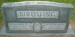 Beulah <I>Ryle</I> Birdsong
