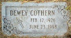 Dewey Cothern