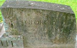 Georgia Ann <I>Bunch</I> Hurlbut
