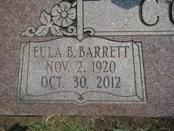 Eula <I>Barrett</I> Coil